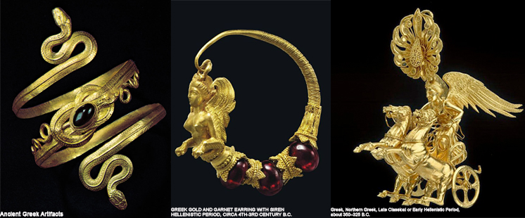 ancient greek jewelry
