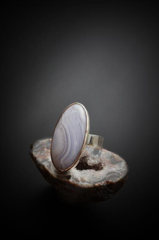 Ασημένιο Χειροποίητο δαχτυλίδι