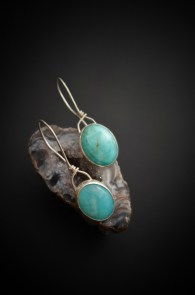 amazonite-earrings-silver-oval