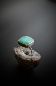 amazonite-handmade-ring