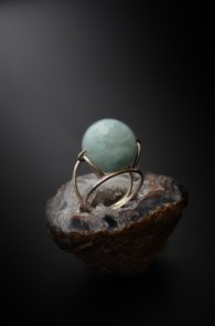 amazonite-ring-silver-sphere
