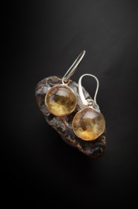 citrine-silver-earrings