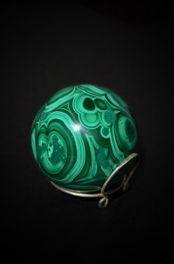 malachite-speere